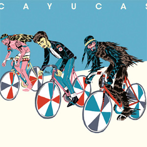 Cayucas - Bigfoot Album Review