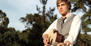 Charlie Simpson - Cemetery Video