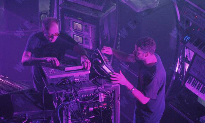 Chemical Brothers - Printworks, London 02.12.2017 Live Review