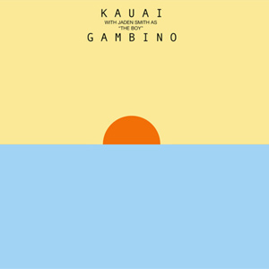 Childish Gambino - Kauai EP Review EP Review