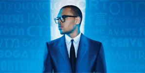 Chris Brown Fortune Album