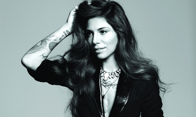 Christina Perri - Interview