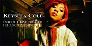 Keyshia Cole - I Should Have Cheated/I Changed My Mind Single Review