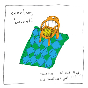 Courtney Barnett Sometimes I Sit And Think And Sometimes I Just Sit Album