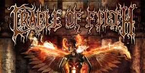 Cradle of Filth The Manticore and Other Horrors Album