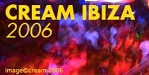 Cream Ibiza 2006, Review Live Review