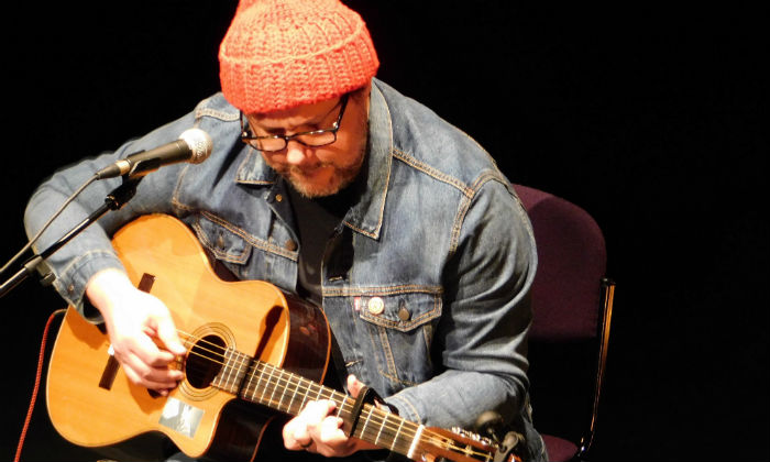 Damien Jurado - The Quarterhouse, Folkestone 01.03.2020 Live Review