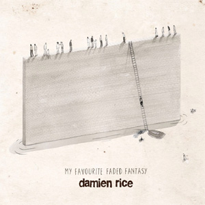 Damien Rice My Favourite Faded Fantasy Album