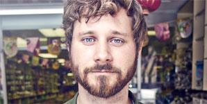 Dan Mangan - About As Helpful Video