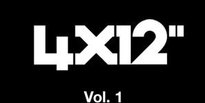 Dance To The Radio - 4 x 12 (1 of 4) EP