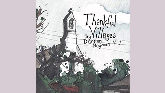 Darren Hayman - Thankful Villages Album Review