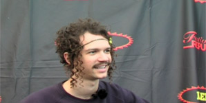 Darwin Deez, Interview