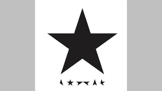 David Bowie Blackstar Album