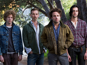Interview with Dawes July 2013