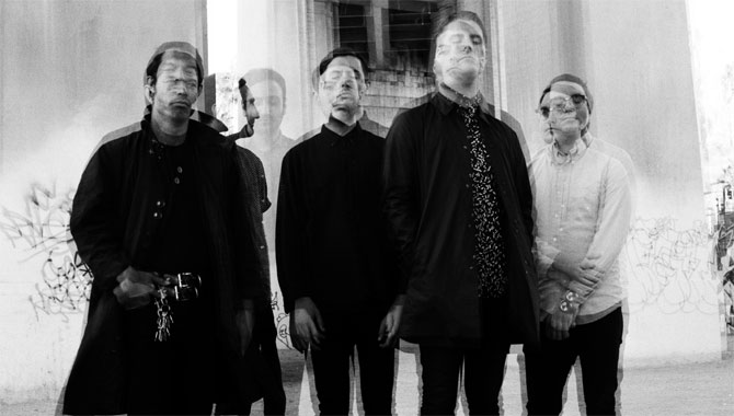 Deafheaven - The Stylus, Leeds 22.04.2017 Live Review