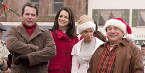 Matthew Broderick - Deck The Halls - Interview - Trailer