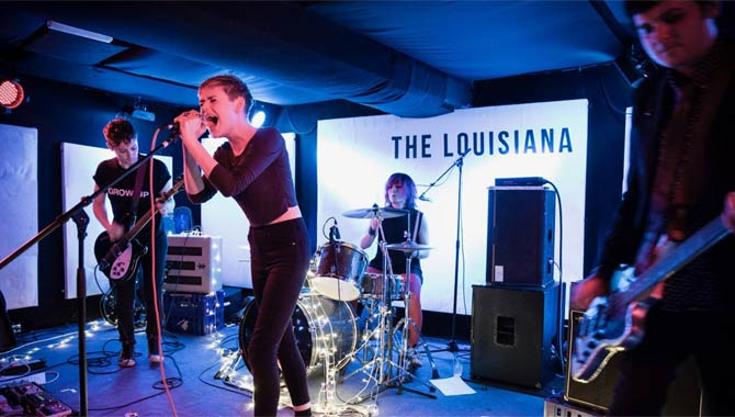 Desperate Journalist - Louisiana, Bristol 29.03.17 Live Review