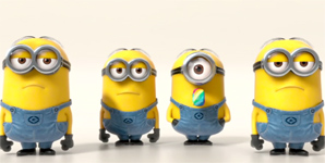 Despicable Me 2, Teaser Trailer
