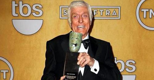Dick Van Dyke SAAG Awards