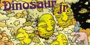Dinosaur Jr - I Bet On Sky Album Review