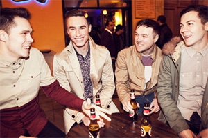 Interview with Don Broco October 2013