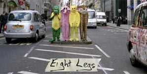Eight Legs - The Electric Kool Aid Cuckoo Nest Album Review
