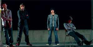 Embrace - Manchester Evening News Arena, 16/12/05 Live Review
