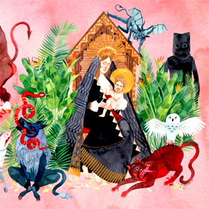 Father John Misty - I Love You, Honeybear Album Review