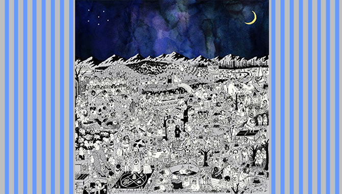 Father John Misty - Pure Comedy Album Review