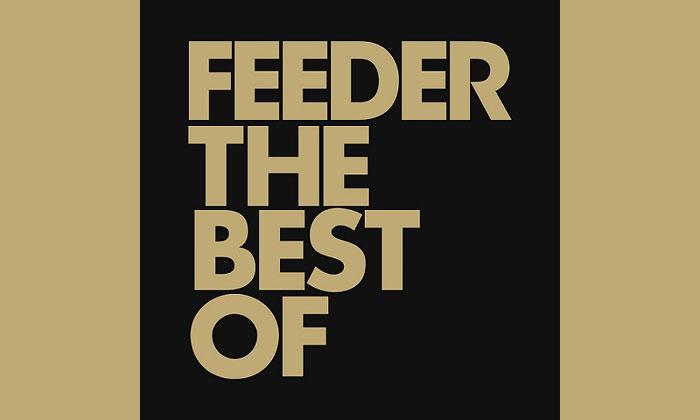 Feeder The Best Of Album