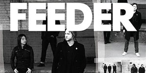 Feeder - This Town/Down To The River Single Review
