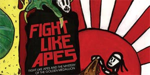Fight Like Apes - Fight Like Apes and the Mystery of the Golden Medallion Album Review