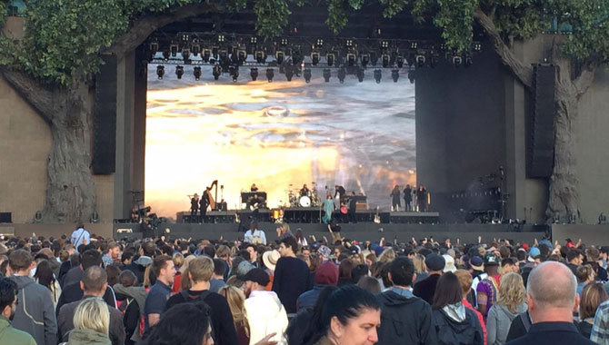 Florence And The Machine - British Summer Time 2 July 2016 Live Review