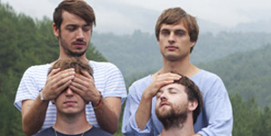 Francois And The Atlas Mountains - City Kiss Video