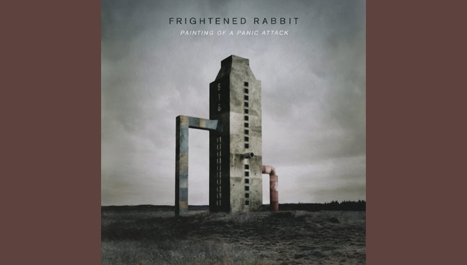 Frightened Rabbit Painting Of A Panic Attack Album