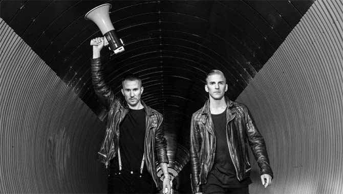 Galantis Live At Heaven - London 20th January 2015