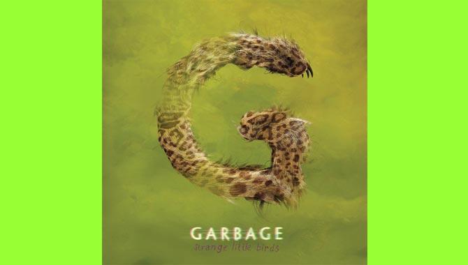 Garbage Strange Little Birds Album