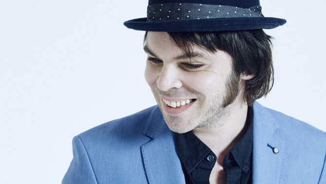 Gaz Coombes - Live at The Roundhouse, London - 28th January 2016