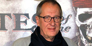 Interview with Geoffrey Rush for Pirates Of The Caribbean: On Stranger Tides 17th May 2011