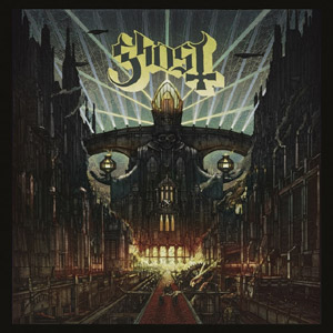 Ghost - Meliora Album Review