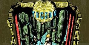 Giant Giant Sand Tucson Album