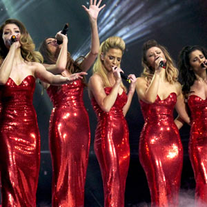 Girls Aloud - Manchester Evening News Arena: 5th March 2013 Live Review Live Review