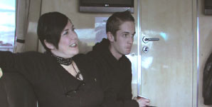 Glasvegas - Video Interview at Leeds Festival 2009