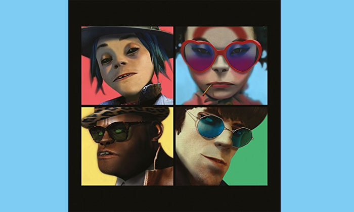 Gorillaz - Humanz Album Review