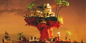 Gorillaz - Plastic Beach Album Review