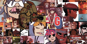 Gorillaz The Singles Collection 2001 - 2011 Album