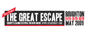 The Great Escape - Brighton 14/15/16 May