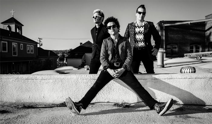 Green Day Sheffield Arena, 03.07.17 Live Review