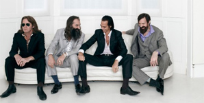 Grinderman - Hyper Worm Tamer (Unkle Remix) Video
