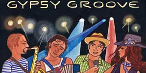 Putumayo records - Gypsy Groove